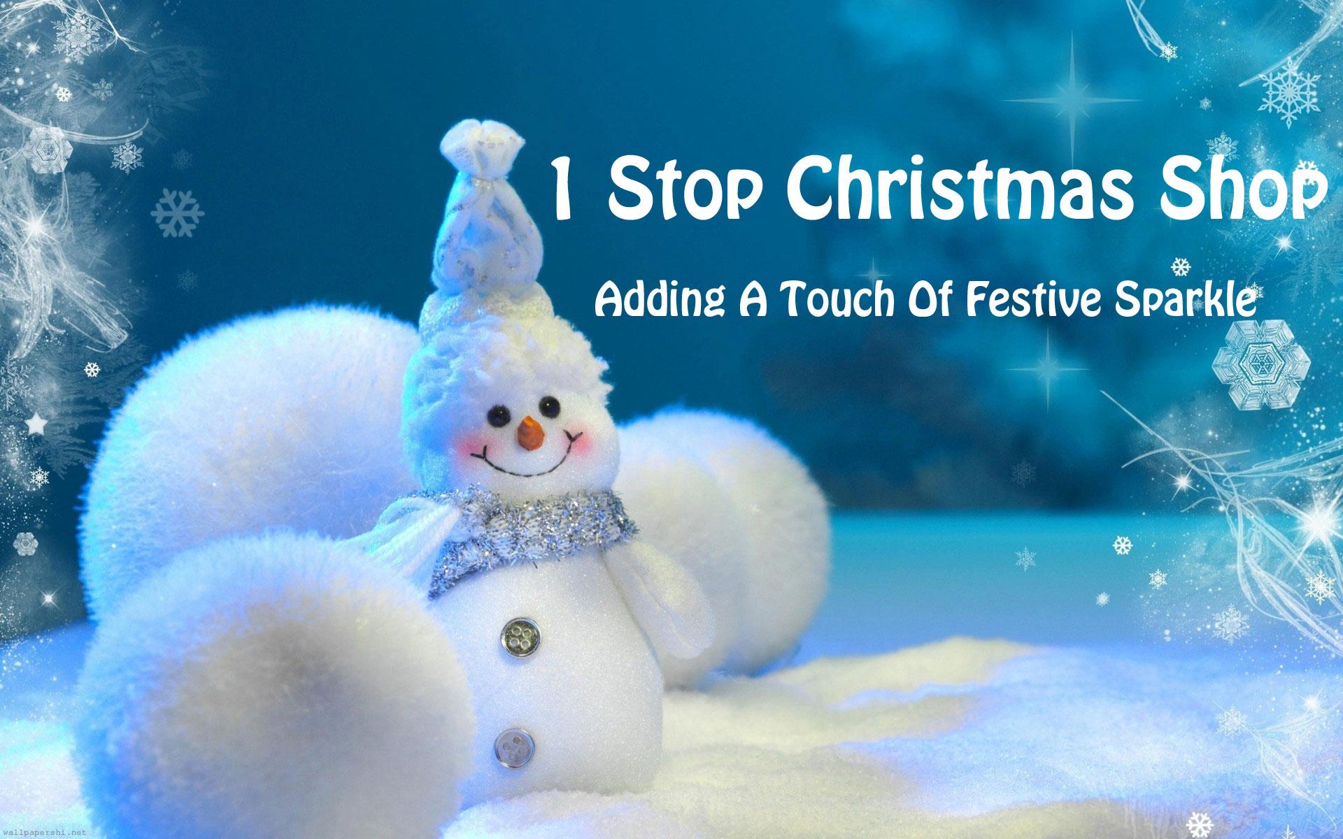 1 Stop Christmas Shop